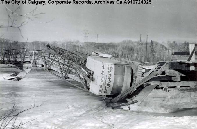 WEASELHEAD BRIDGE DAMAGE 1959 2001-004 ; CalA 910724025