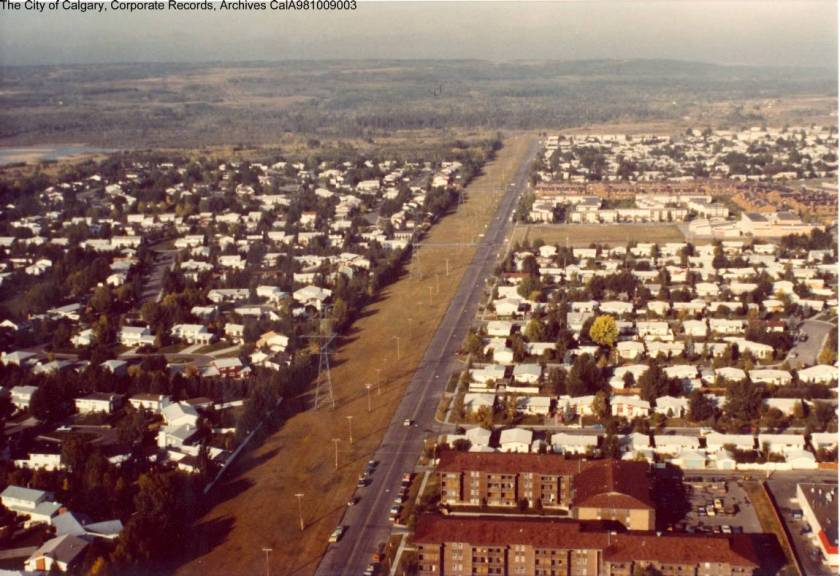 66th ave 1970ish